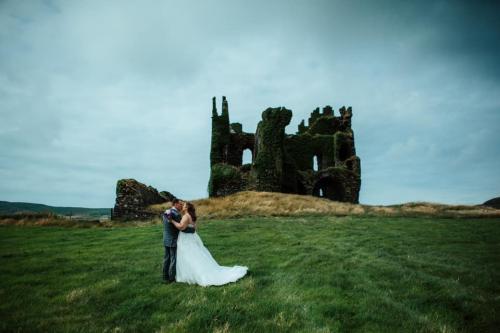 Ballycarbery castle QCs