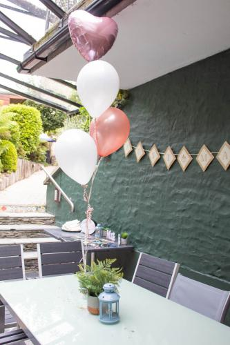 table balloon